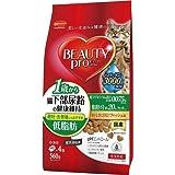 ビューティープロ 猫下部尿路の健康維持 低脂肪 1歳から フィッシュ味 560g(140g×4袋) ペット用品 猫用食品(フード・おやつ) キャットフード(ドライフード・総合栄養食) [並行輸入品]