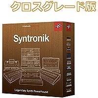 IK Multimedia Syntronik クロスグレード版 ヴィンテージシンセ音源 IKマルチメディア