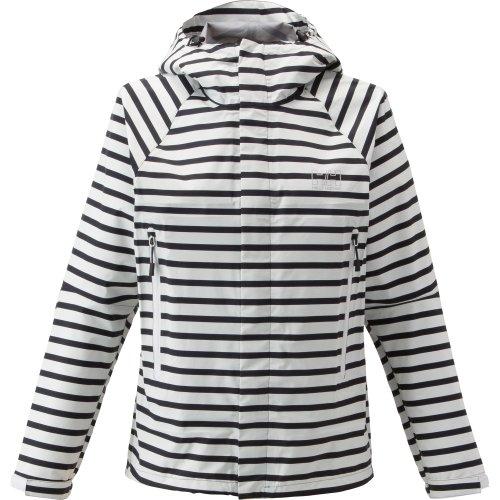 (ヘリーハンセン)HELLY HANSEN Scandza Helly Rain Suit HOE11400-W N1 ボーダーネイビー WM