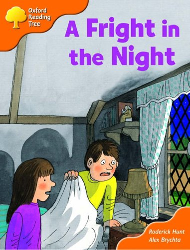 Oxford Reading Tree: Stage 6: More Storybooks: a Fright in the Night: Pack Aの詳細を見る