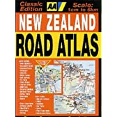 AA New Zealand Road Atlas