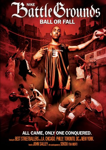 Nike Battlegrounds: Ball Or Fall DVD Import