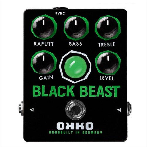 OKKO オッコ ファズ Black Beast