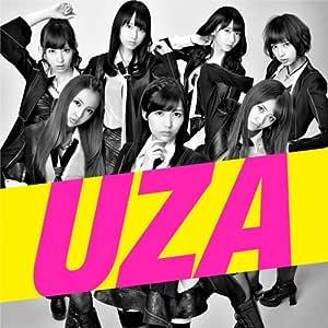 UZA【多売特典生写真付き】(Type-K)(通常盤)