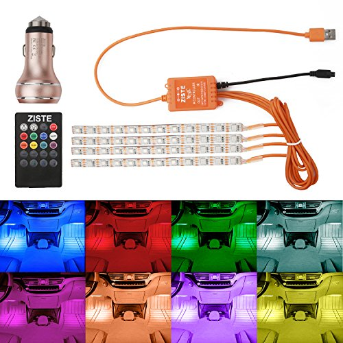 ZISTE 高輝度 RGB LEDテープ...
