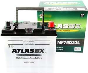 ATLASBX [ アトラス ] 国産車バッテリー [ Dynamic Power ] AT (MF) 75D23L