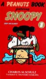 A peanuts book featuring Snoopy (8)
