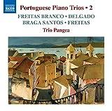 ポルトガルのピアノ三重奏曲集 第2集