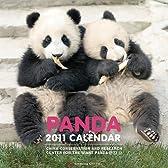2011年1月始まり パンダ 壁掛カレンダー C-341-PA