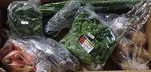 くり坊農園の自然農法無農薬野菜セット ((サイズ中))[4品から8品目]]【桜問屋】