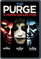 Purge: 3-Movie Collection/ [DVD] [Import]