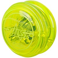 Duncan Pulse Yellow LED Light Up Yo Yo [並行輸入品]