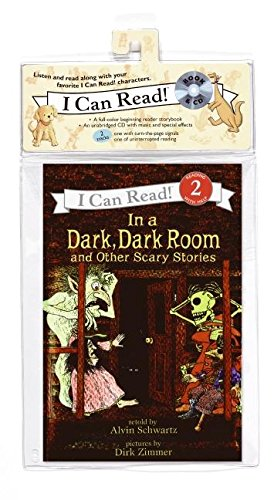 IIn a Dark, Dark Room and Other Scary Stories with CD (I Can Read Level 2)の詳細を見る