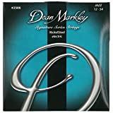 Dean Markley ディーンマークレー エレキギター弦 ニッケル Nickel Steel Electric Signature Series 2506 Jazz .012-.054
