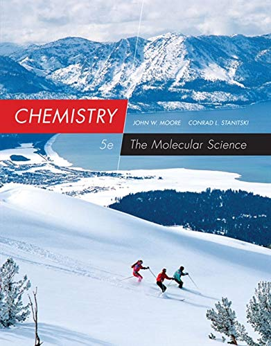 Download Chemistry: The Molecular Science 1285199049