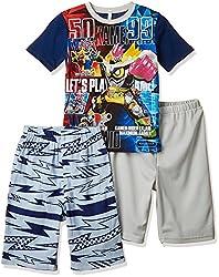 (バンダイ)BANDAI 2パンツパジャマ仮面ライダーエグゼイド
