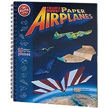 Klutz 9781570548307 Paper Airplanes