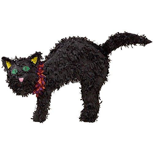 Halloween Black Cat Pinata ハロウィンの黒猫ピニャータ♪ハロウィン♪サイズ:
