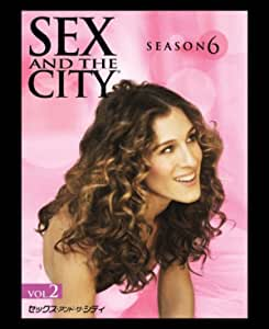 Sex and the City Season6 Vol.2 プティスリム [DVD]
