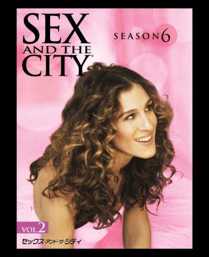 Sex and the City Season6 Vol.2 プティスリム [DVD]の詳細を見る