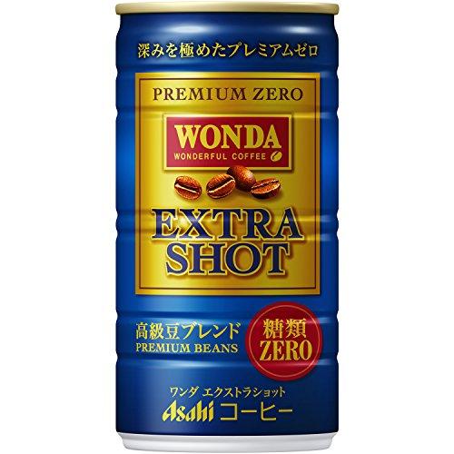 アサヒ飲料 ワンダ エクストラショット 185ml×30本