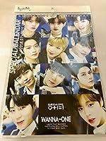 WANNA-ONE 韓国仕様 カレンダー 2018.07~2019.12