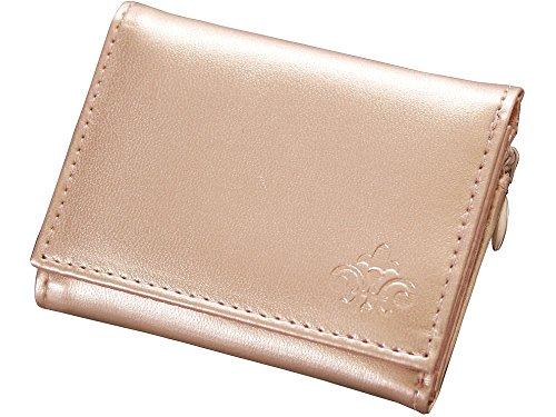 コジット 手のり財布 ピンクゴールド