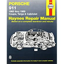 Porsche 911, 1965-89 Coupe, Targa and Cabriolet Automotive R