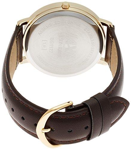 [ジェイ・アクシス]J-AXIS 腕時計 ファッション BG1127-DBR メンズ 【正規輸入品】