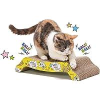 猫壱 バリバリ ベッド M 猫柄