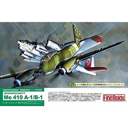 1/72 メッサーシュミットMe410 A-1/B-1
