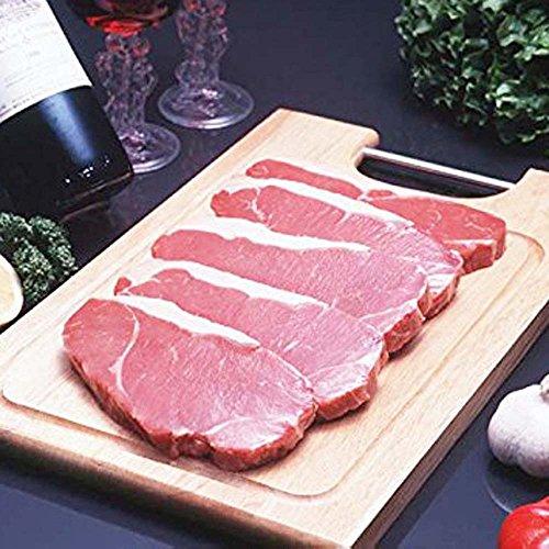 オージービーフステーキ 4枚 A910022 キングマカデミアンJAPAN