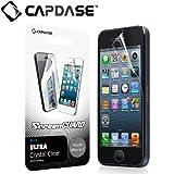 CAPDASE 日本正規品 iPhone5 Professional Screen GUARD Klia 「ハイパー・クリアー光沢タイプ」 液晶保護シート 【貼っている事さえ、忘てしまう透明感。】 SPIH5-K
