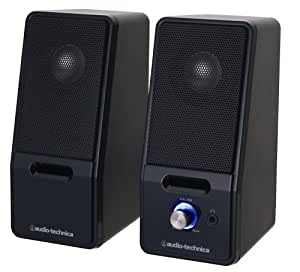 audio-technica アクティブスピーカー AT-SP121 BK