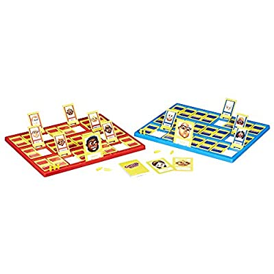 Guess Who Classic - Family Board Game