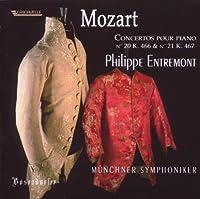 Mozart: Piano Concertos 20/21