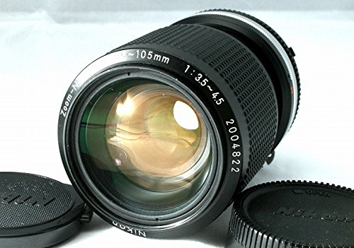 Nikon MFレンズ Ai 35-105mm F3.5-4.5s