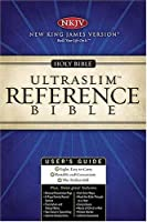 Holy Bible: New King James, Burgundy, Ultraslim Reference, Indexed