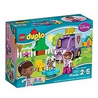 LEGO DUPLO Brand Disney 10605 Doc McStuffins Rosie the Ambulance Building Kit [並行輸入品]
