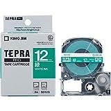 KING JIM 「テプラ」PROテープカートリッジ カラーラベル SD12G