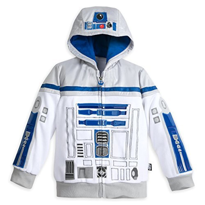R2-D2 なりきり ジャンパー 【日本未発売、USディズニーストア】並行輸入品 スターウォーズ 服 キッズ (100cm(USサイズ3))