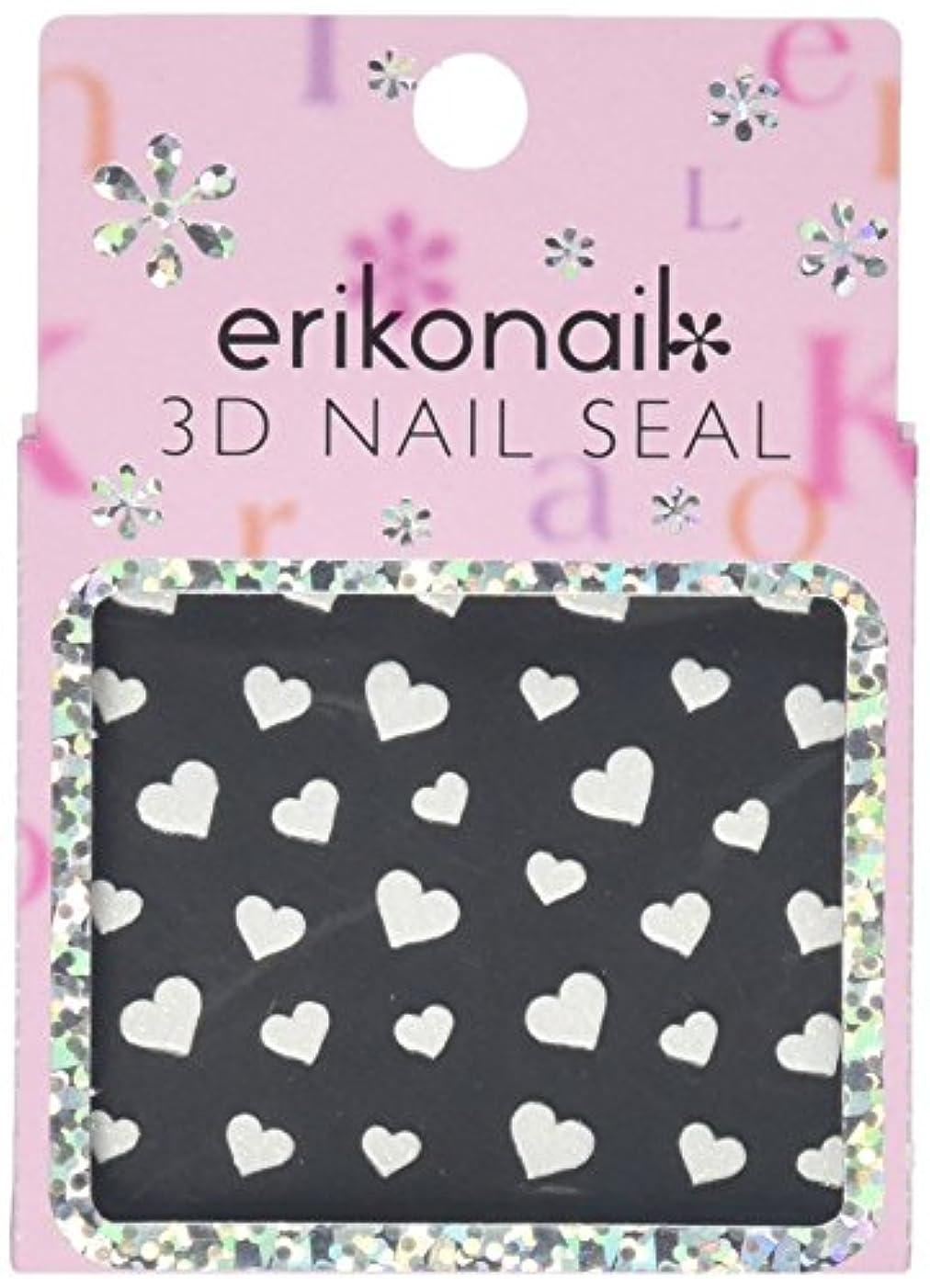 小切手封筒ネコエリコネイル 3D ネイルシール E3D-1