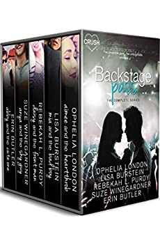 Backstage Pass Boxed Set by [Butler, Erin, Winegardner, Suze, Purdy, Rebekah L., Burstein, Lisa, London, Ophelia]