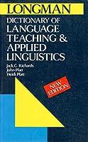LONGMAN DIC LANG TEACH&APPLIED LING~MAR^