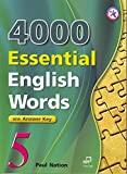 4000 Essential English Words 5 Student's Book and Answer Key