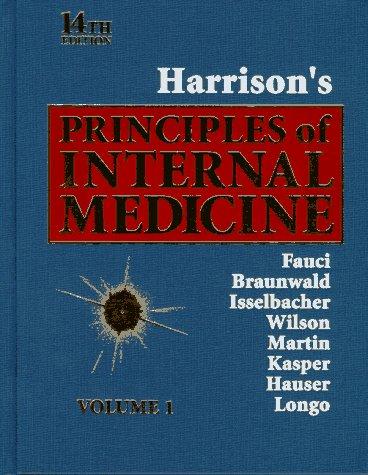 Harrison's Principles of Internal Medicine (2 Vol Set)
