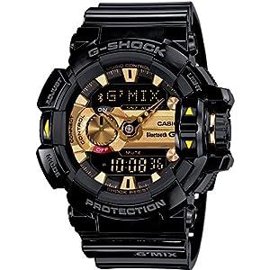 [カシオ]CASIO 腕時計 G-SHOCK ジーショック G'MIX スマートフォンリンクモデル GBA-400-1A9JF メンズ