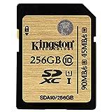 キングストン Kingston SDカード 256GB Class10 UHS-I 対応 SDXC - Best Reviews Guide