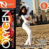 Oxygen Workout Music Volume 9-2 CD Set [並行輸入品]