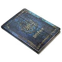 Vintage Diary Planner Journal Bookデザインレザーフリップスタンドケースカバーfor Apple iPad Air 2II